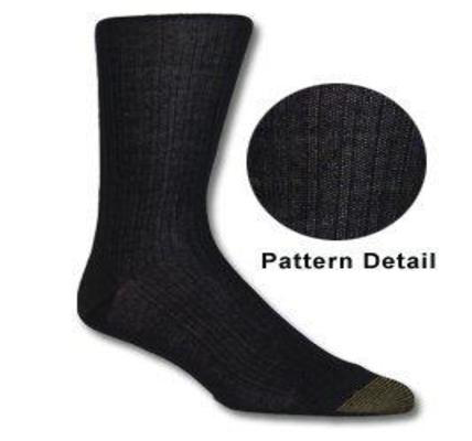 GoldToe® Windsor Socks (3-Pack)
