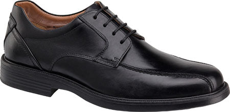 Johnston & Murphy Stanton Lace-Up - Black