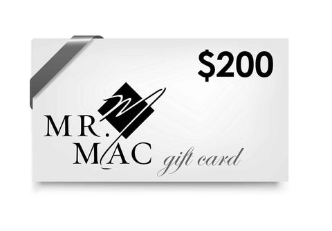 In-Store Gift Card - $200
