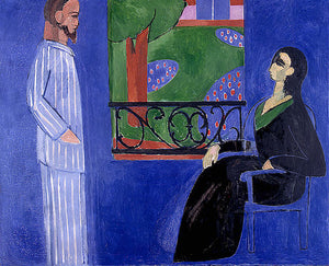 """Matisse, Russia, Sergei Shchukin-Threads and Co-incidences"" by Deborah Fry September 2019"