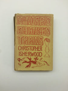 'Mr Norris Changes Trains' by Christopher Isherwood