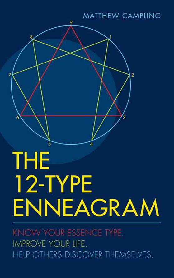 12-Type Enneagram: Secrets of the Pysche