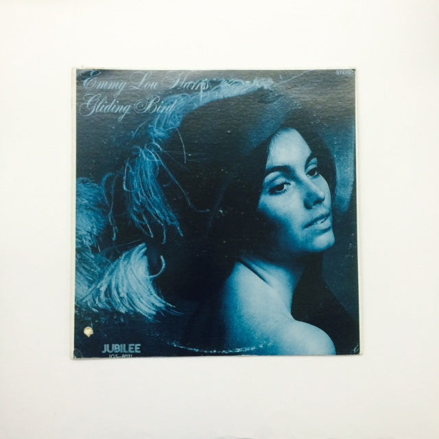 Emmy Lou Harris - Promo Copy of 1st Album (US Pressing, 1970)