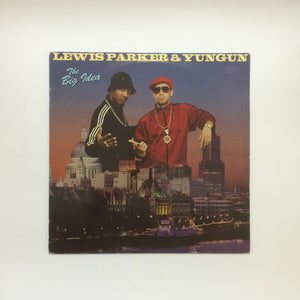 Lewis Parker & Yungen - The Big Idea (86-2004 re-issue)