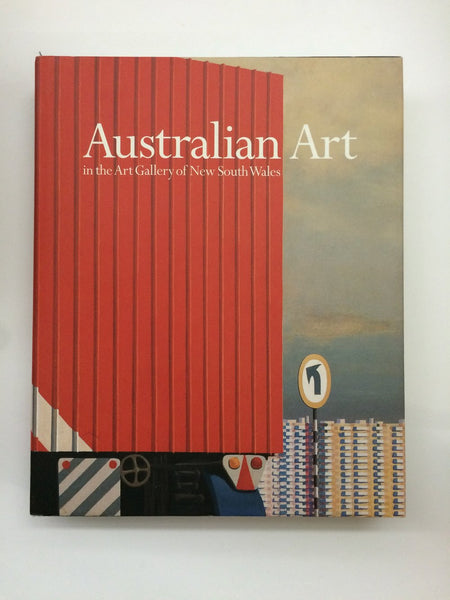 'Australian Art in the Art Gallery of New South Wales'- Barry Pearce