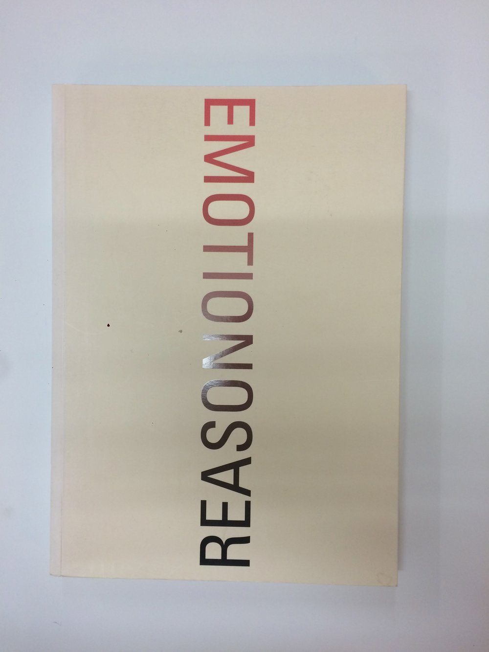 'Biennale of Sydney 2004 on Reason and Emotion': Inscribed