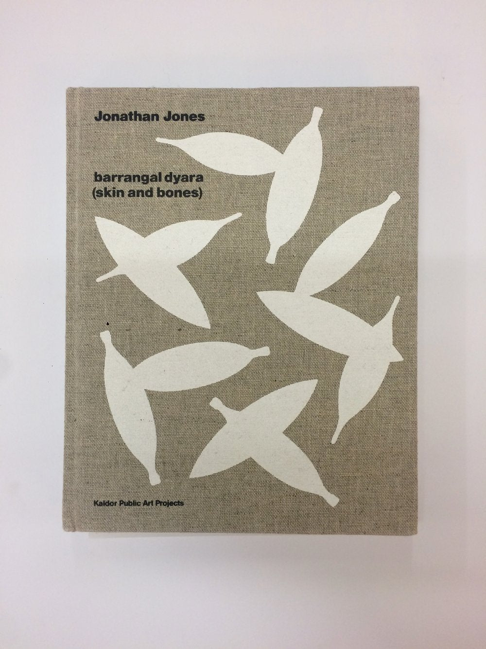 'Barrangal Dyara (Skin and Bones)'- Jonathan Jones