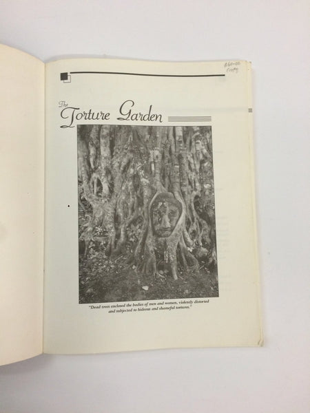 REsearch 'The Torture Garden': Octave Mirbeau