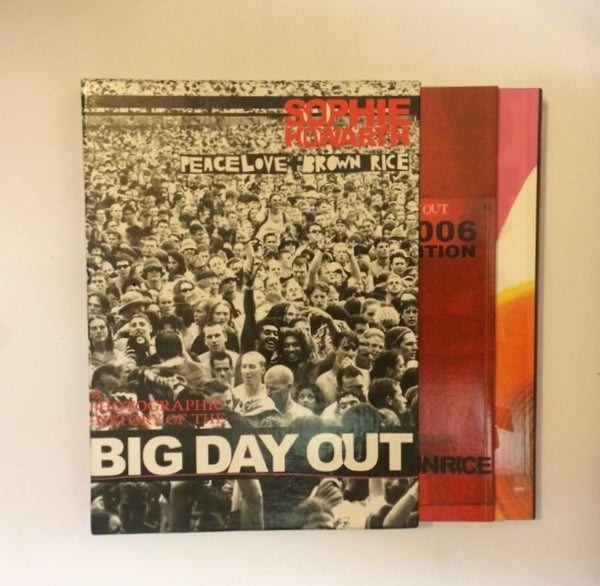 'A Photographic History of the Big Day Out'- By Sophie Howard