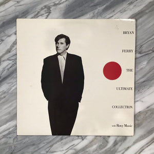 "BRYAN FERRY ""The ultimate collection"""