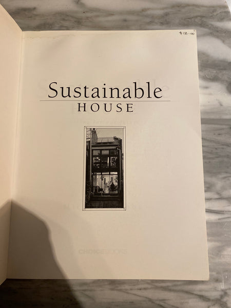 Sustainable House by Michael Mobbs