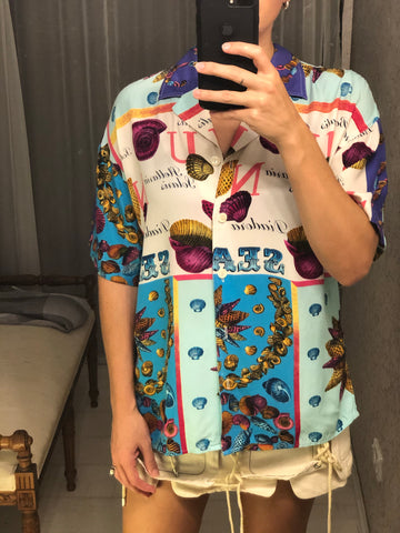 Como Seashells Shirt