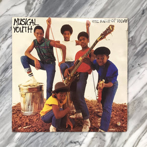 "MUSICAL YOUTH ""The Youth of Today"""