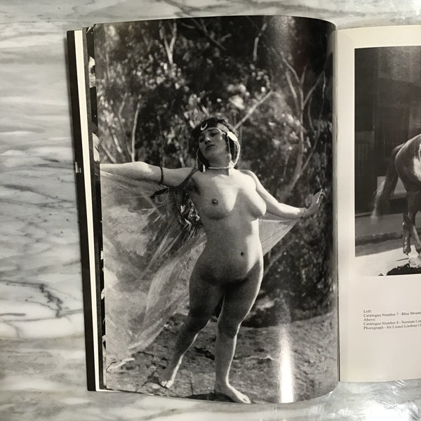 Norman Lindsay: (1879 to 1969) The Photographs