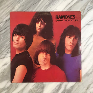 "Ramones ""End of the Century"" (UK Pressing, 1980)"