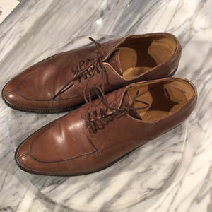 Bally Leather Lace-Up Shoes