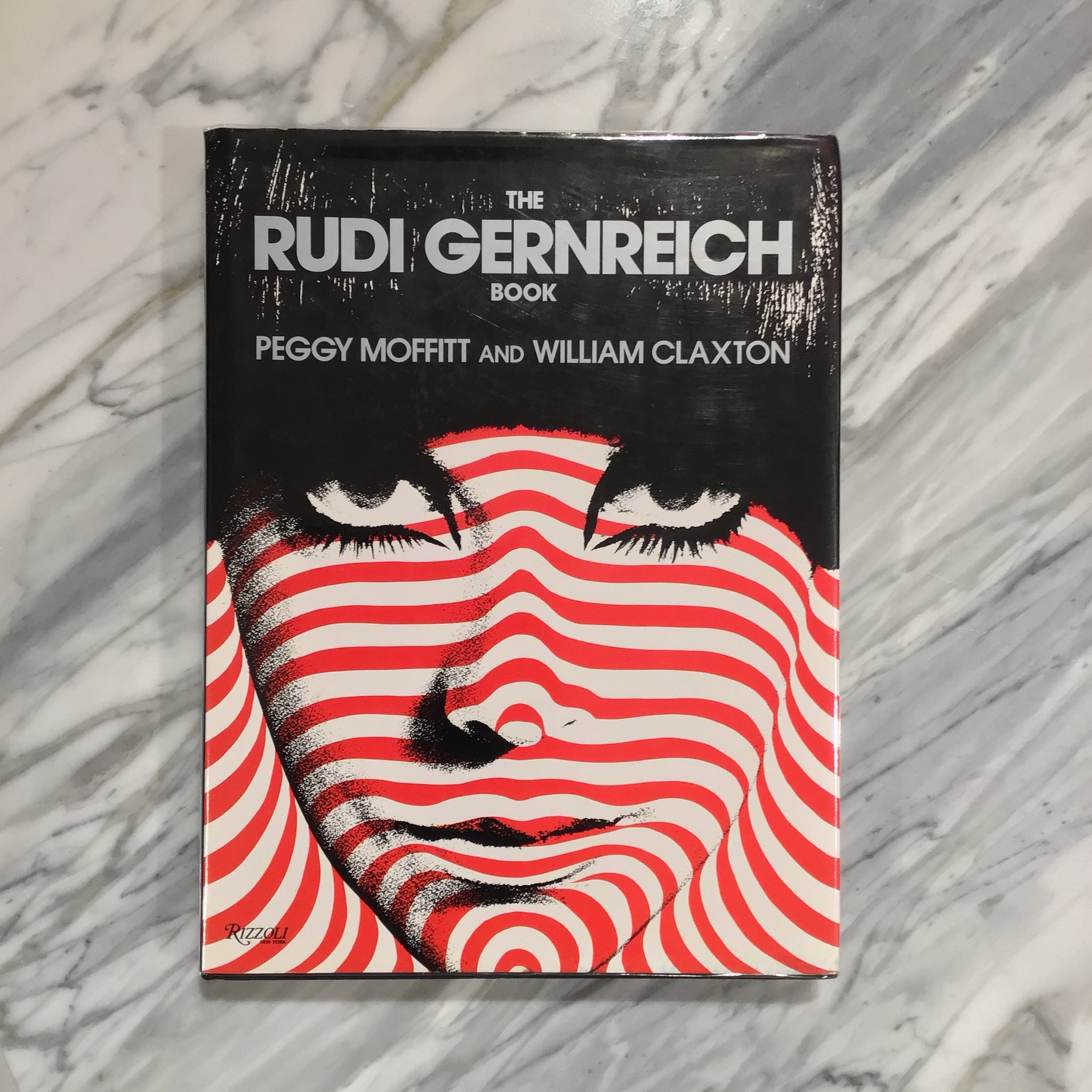 """The Rudi Gernreich Book"" by Peggy Moffit & William Clayton"