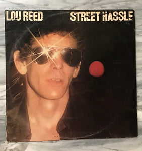 "Lou Reed ""Street Hassle"" (AUS Pressing, 1978)"
