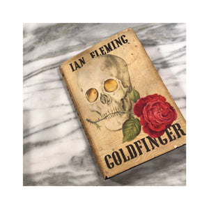 'GOLDFINGER' by Ian Fleming