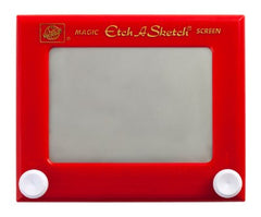 Infinity Angel on Etch a Sketch Experience