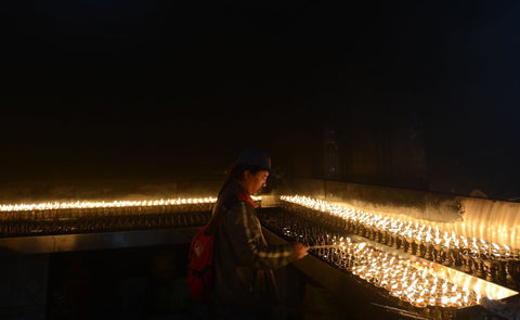 Buddha's Birthday in Nepal