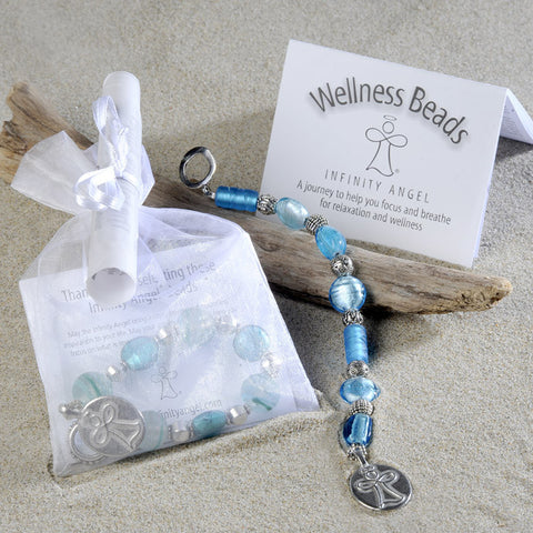 The Infinity Angel Wellness Beads