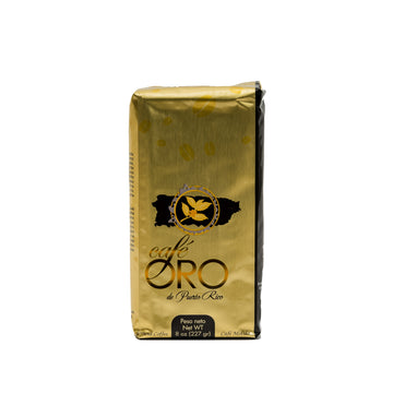 Cafe Oro Molido 8 oz