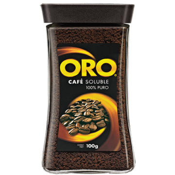 Cafe Oro Soluble 100G