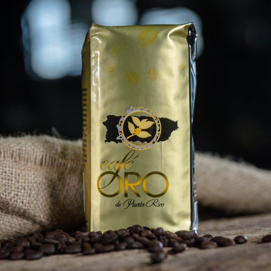 Café Oro Ground Coffee, 8 oz, 20 units