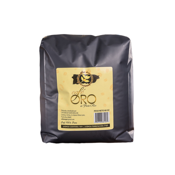 Café Oro Ground Coffee, 5 lb, Regular, 1 unit