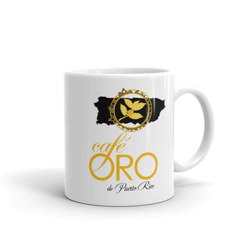 Café Oro Coffee Cup