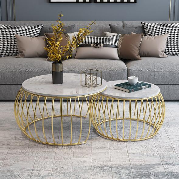 Tway - Marble Modern Living room Table