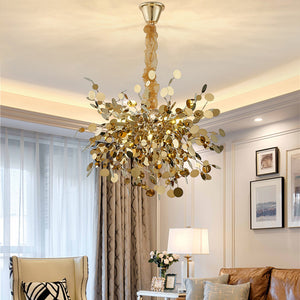 Modern Branch Design Chandelier