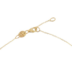 14K Gold Triple Star Ankle Bracelet (Anklet)