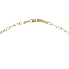 "14K Gold Pavé Diamond ""I Love NY"" Charm Necklace ~ In Stock!"