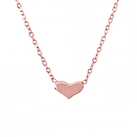 14K Gold Sweetheart Necklace