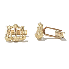Justice Scale Cuff-links