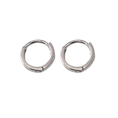 14K Gold XS Size (8mm) Huggie Hoop Earrings ~ In Stock!