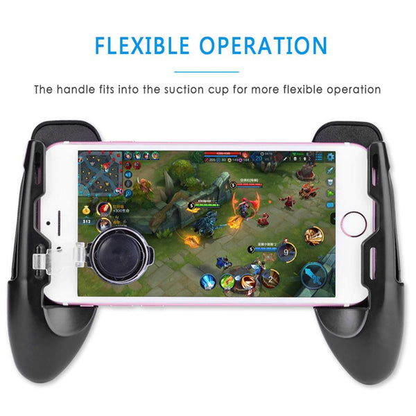 Controller Gaming PUBG Mobile  Pad Grip Joystick for iPhone Android Phone