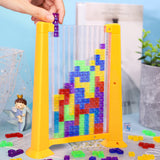 3D Tetris Board Puzzle Game Toy