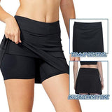 Anti-chafing Active Skort - Super Soft & Comfortable(Buy three get one free)