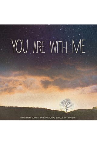 You Are With Me - Audio CD
