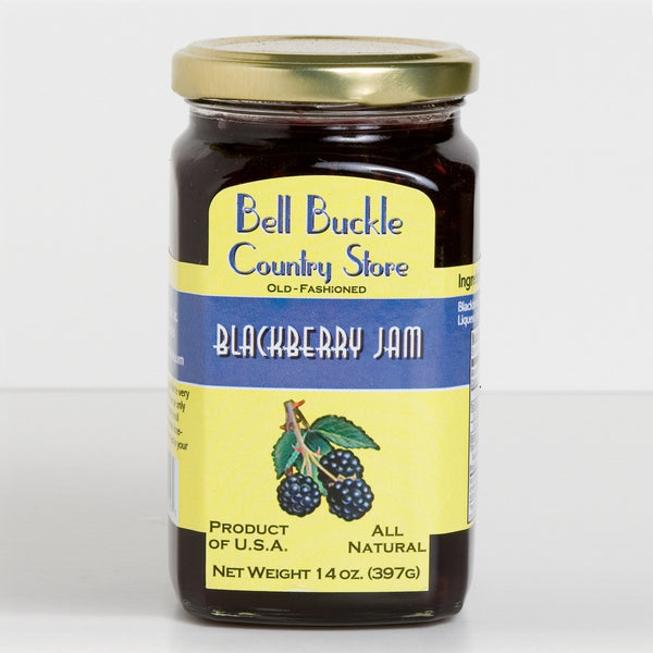 Bell Buckle Country Store Blackberry Jam