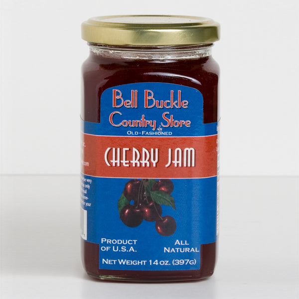Bell Buckle Country Store Cherry Jam