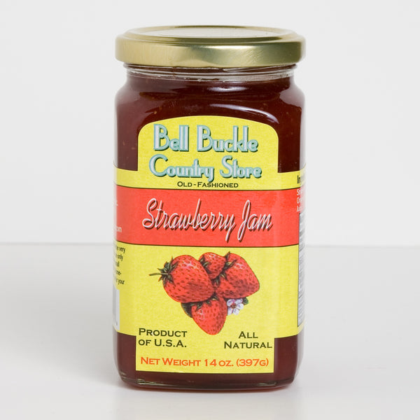Bell Buckle Country Store Strawberry Jam