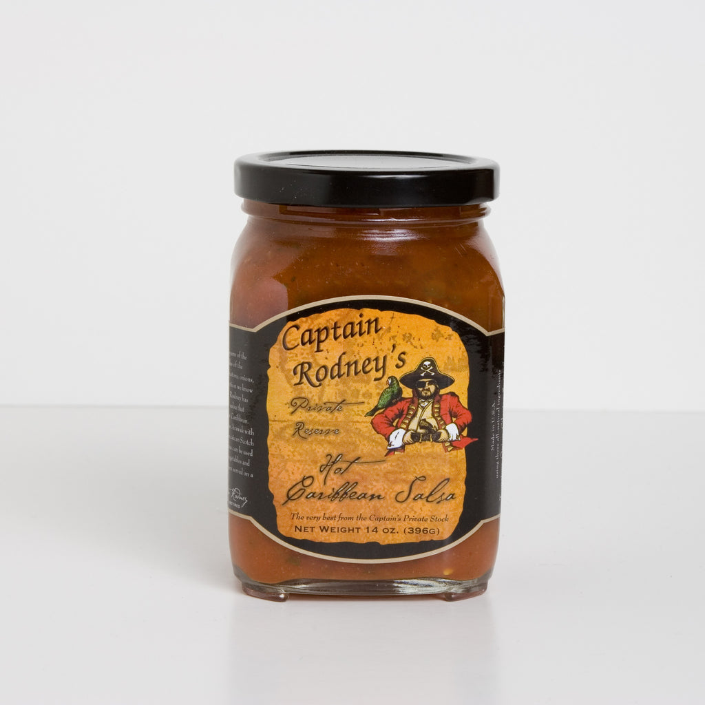 Captain Rodney's Private Reserve - Hot Caribbean Salsa