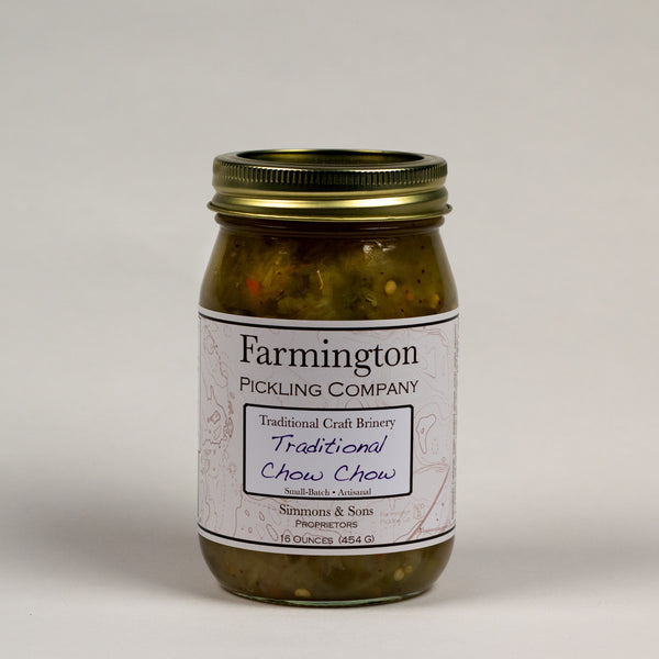 Farmington Pickling Co. Chow Chow