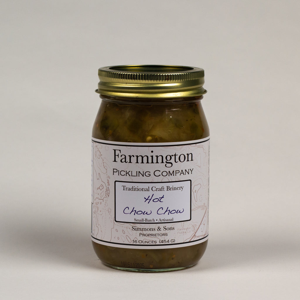 Farmington Pickling Co. Hot Chow Chow