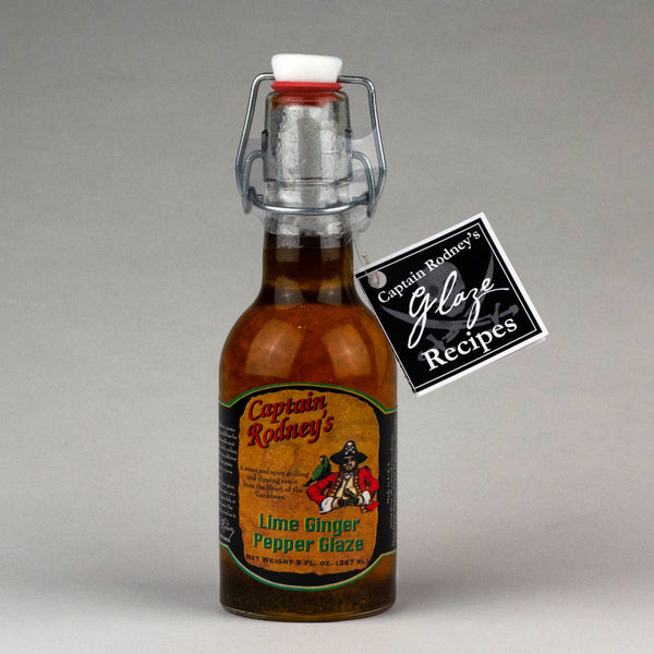Captain Rodney's Everyday Collection - Lime Ginger Pepper Glaze