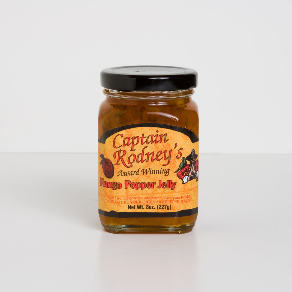 Captain Rodney's Everyday Collection - Mango Pepper Jelly